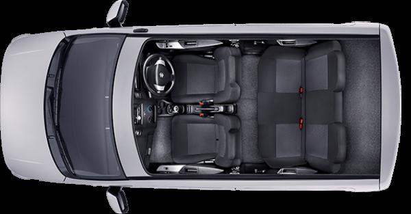 Interior karimun wagon