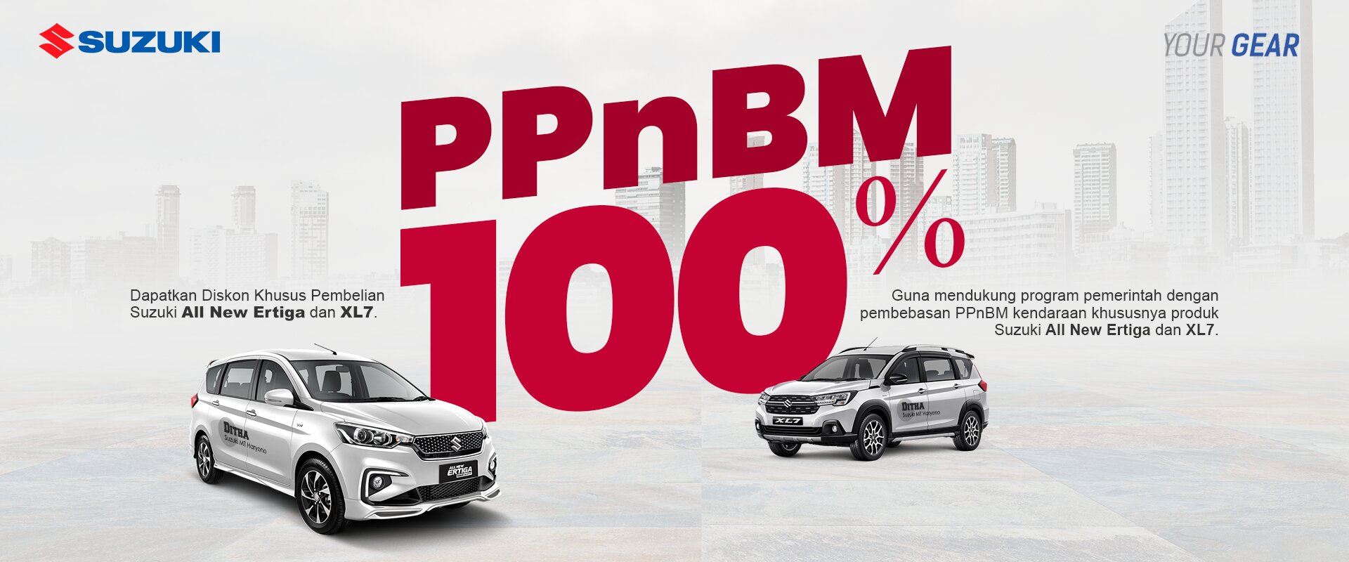 PPnBM Ditha